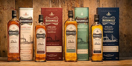 On Board with Bushmills - July 30 tickets
