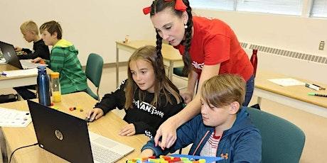 Clicbitz Kids Technology ONLINE CAMP tickets