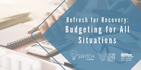 BRP: Refresh for Recovery: Budgeting for All Situations tickets