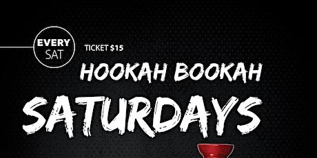 HOOKAH BOOKAH SATURDAYS @ THE FORTRESS tickets