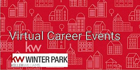Keller Williams Winter Park FL - Virtual Career Event tickets