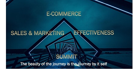 e-Commerce Sales&Marketing Effectiveness Saturdays tickets