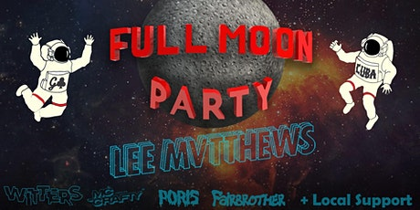 CUBA x GC Presents: 'Full Moon Party' tickets