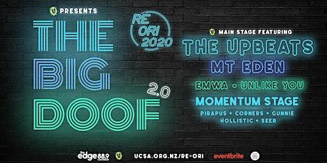 UCSA Re-Ori 2020 | V Presents: The Big Doof (R18) tickets