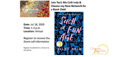 Tea Time: Book Club: Such a Fun Age by Kiley Reid tickets
