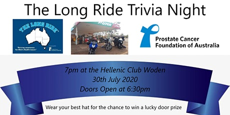 The Long Ride Trivia Night 2020 tickets