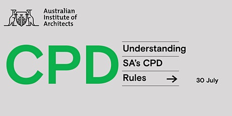 Understanding the Architect CPD Rules in SA tickets