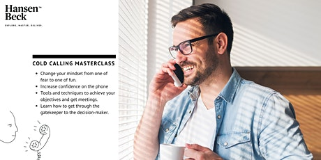 Cold Calling & Telephone Communication Masterclass tickets
