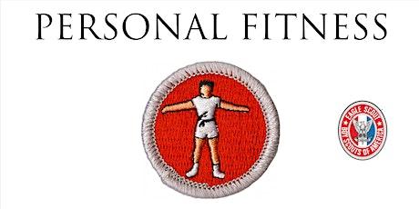 Personal Fitness Merit Badge - Online tickets