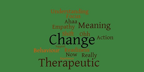 Key Principles of Therapeutic Change: Knowing What Works tickets