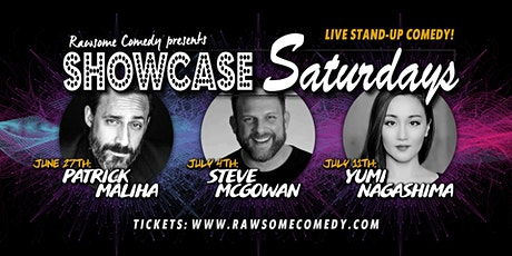 Comedy Basement Showcase Saturdays | Stand-up Comedy tickets