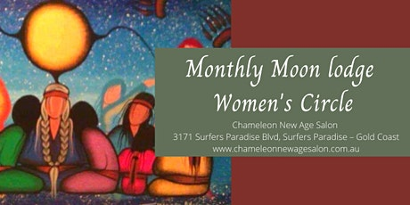 Women's Moon Lodge - Spiritual Protection tickets
