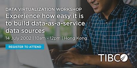 Data Virtualization Workshop tickets