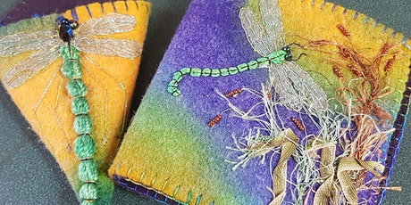 Embroidery Workshop with Jennifer Bennett tickets