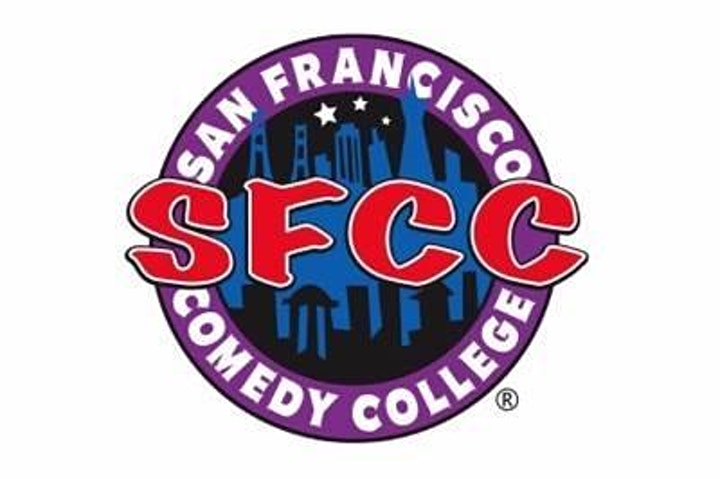 SF Comedy College Online MAY Stand -Up Comedy Showcase! Live Webinar!!! image