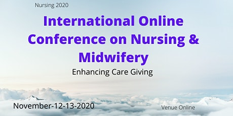 International Online conference on Nursing & Midwifery tickets