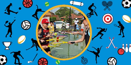 ANZ Tennis Hot Shots Session 3 (5 to 12 years) tickets