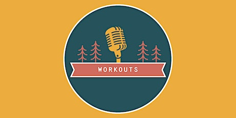 8/6: Voiceover Camp Workout Session tickets