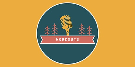 8/27: Voiceover Camp Workout Session tickets