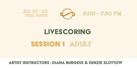 [Session 1 Adult] Livescoring tickets