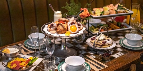 Weekend Brunch at The Grounds of Alexandria tickets