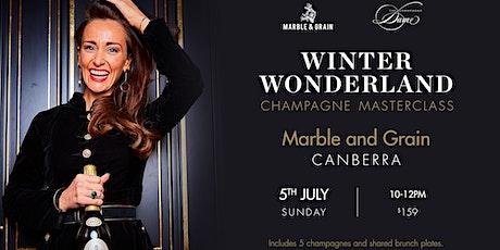 Winter Wonderland in Canberra - Marble & Grain tickets
