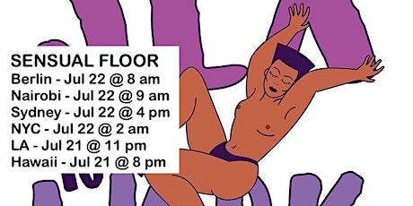 Sensual Floorwork Movement Workshop (Heels Optional) tickets