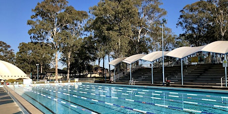 Max Parker Outdoor Pool Lap Swimming Sessions  - Sunday 5 July 2020 tickets