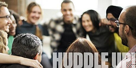 Frankston Mornington Peninsula Health and Social Services 'Huddle' tickets
