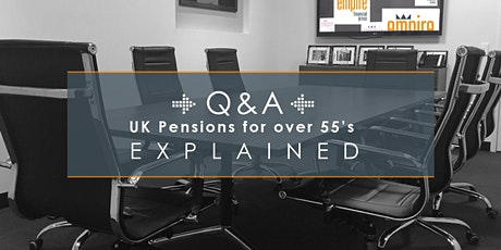 UK Pension Transfers Explained tickets