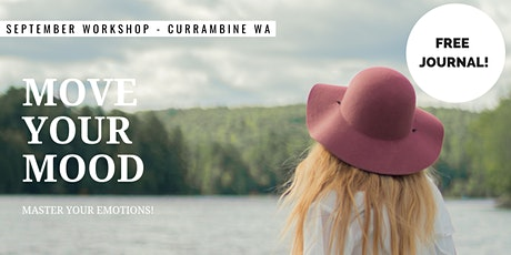 Move Your Mood Workshop - Currambine WA tickets