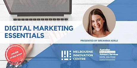 Digital Marketing Essentials tickets