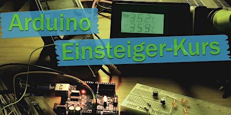 FabLabKids: Arduino Einsteigerkurs tickets