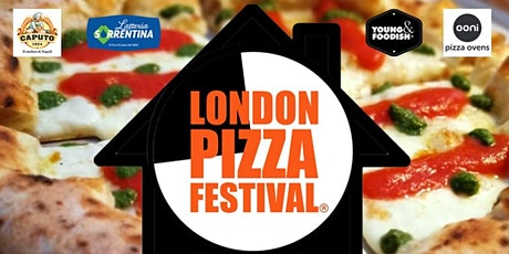 London Pizza Festival Home Edition tickets
