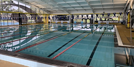 Birrong Indoor Lap Swimming Sessions - Sunday 5 July  2020 tickets
