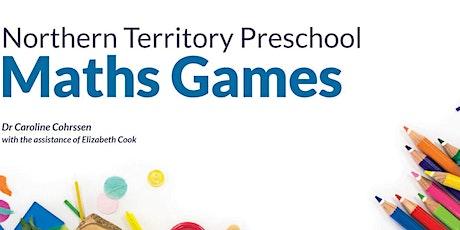 NT Preschool Maths Games Workshop tickets
