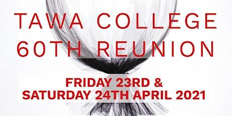 Tawa College 60th Reunion tickets