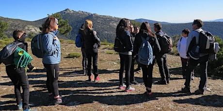 Ruta de senderismo fácil y turismo en familia en Madrid entradas