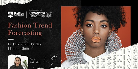 Internatinal Fashion Business - Fashion Trend Forecasting tickets