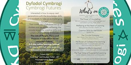 Cymbrogi Learning Festival- Gwŷl Dysgu tickets
