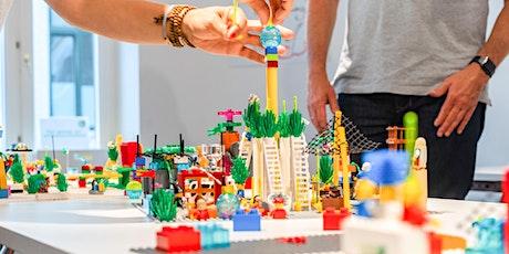 LEGO® SERIOUS PLAY® Certified Facilitator Training - Oktober 2020 (in Deutsch) Tickets