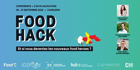 Food Hack Weekend tickets