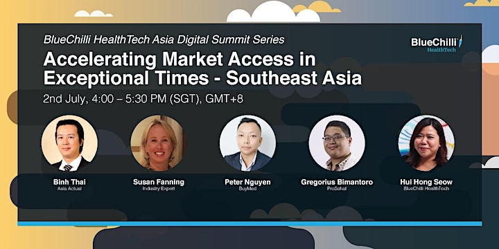Accelerating Market Access in Exceptional Times - Southeast Asia image