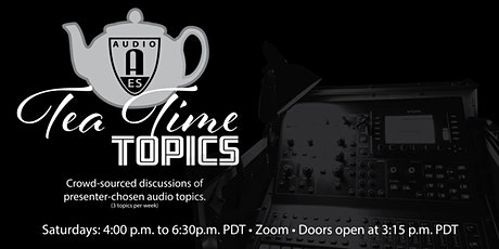 Tea* Time Topics tickets