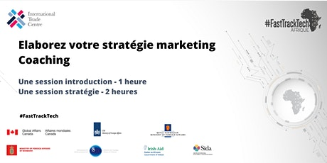 Sessions introduction - stratégie marketing #FastTrackTech Bénin tickets