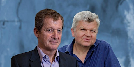 Alastair Campbell and Adrian Chiles on Learning to Survive Depression tickets