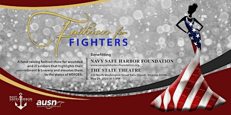 Sixth Annual Fashion for Fighters Gala tickets