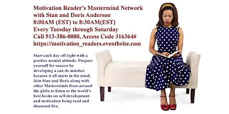 Motivation Reader's Mastermind Network tickets