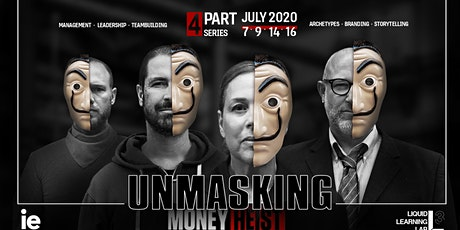 Unmasking Money Heist: Leadership and Management tickets