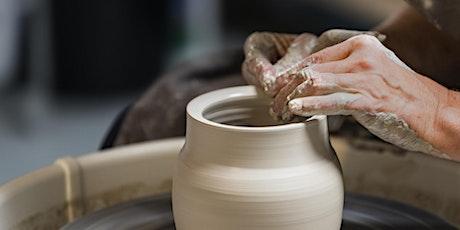 Keramik Basics DIY: Schnupper-Workshop an der Töpferscheibe Tickets